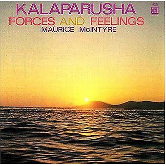 Kalaparusha Maurice McIntyre - Forces & Feelings [CD] USA import