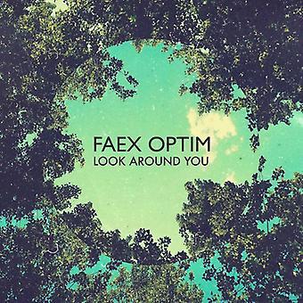 Faex Optim - Look Around You [CD] USA import
