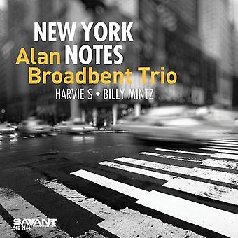 New York Notes [CD] USA import