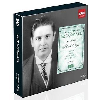 John McCormack - Pictogram: John McCormack [CD] De invoer van de V.S.