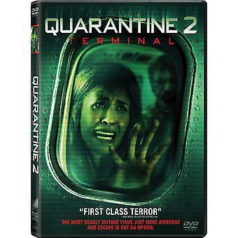 Quarantaine 2: Terminal USA [DVD] import