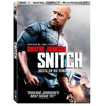 Snitch [DVD] USA import
