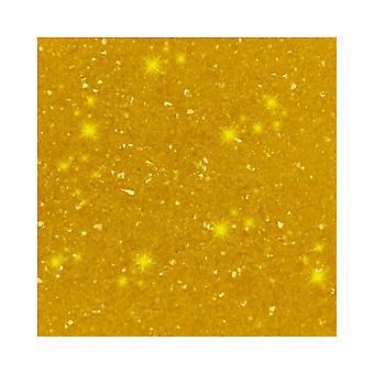Rainbow Dust Glitter Yellow Gold - 5g - Loose Pot
