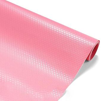 Reusable Shelf Liner Contact Paper - Cabinet Mat Drawer Mat Moisture Proof Waterproof Dust Proof Non Slip Tableware Pad