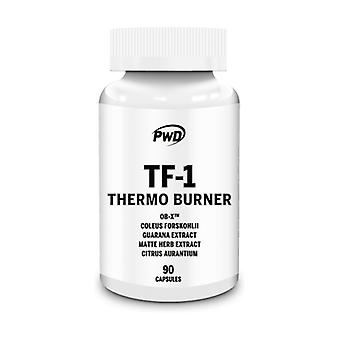 Tf-1 Thermo Burner 90 capsules