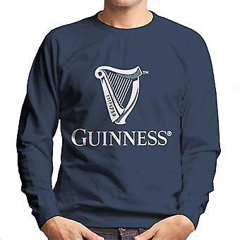 Guinness Classic Harp Logo Men's Sweatshirt