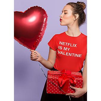 عيد الحب المرأة تي شيرت