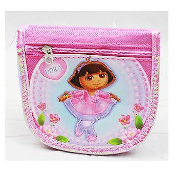 String Wallet - Dora the Explorer - Pink - Licensed - de21502