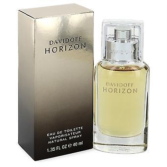 Davidoff Horizon Eau De Toilette Spray By Davidoff 40 Ml