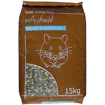 Mayfield Hamster Food - 15kg