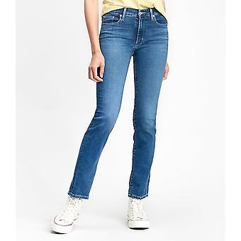 Levi-apos;s® Lévis 712® High Rise Slim Fit Jean (bogota Paris)