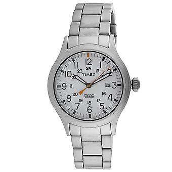 Timex Men's Allied White Dial Watch - TW2R46700