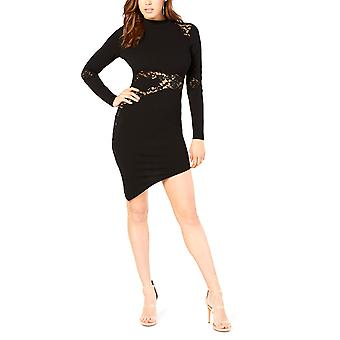 تخمين | Tahara Lace-Inset Bodycon اللباس