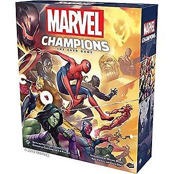 Marvel kampioenen: het kaartspel