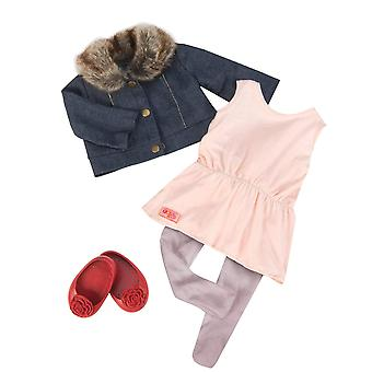 Our Generation 18-Inch Just Fur You Doll Outfit