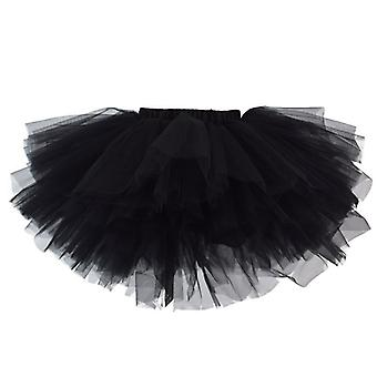 Mode Tutu Super Fluffy 6 Lager Petticoat Princess Ballet Dance Tutu Kids