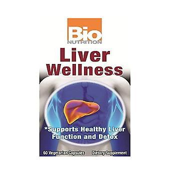 Bio Nutrition Inc Maksan hyvinvointi, 60 Vcaps