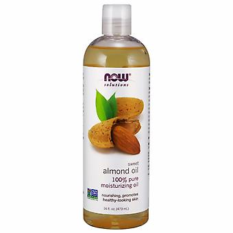 Now Foods Sweet Almond Oil, 16 OZ
