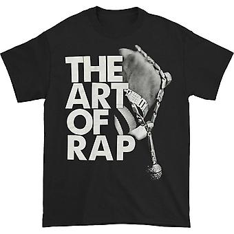 Ice T The Art Of Rap Photo Miesten T-paita