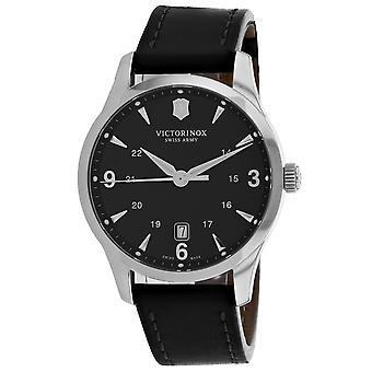 Victorynox Men's Victorinox Black Dial Watch - 241474