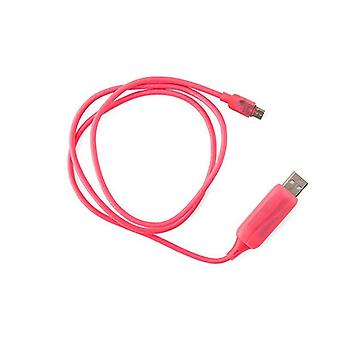 Astrotek 1M Pink Usb Charging Cord Data Cable