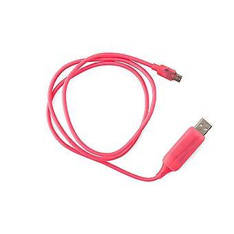 Astrotek 1M ροζ καλώδιο δεδομένων καλώδιο φόρτισης USB