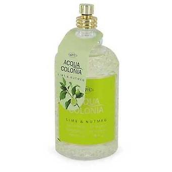 4711 Acqua Colonia Lime & Muskot Av 4711 Eau De Cologne Spray (testare) 5,7 Oz (kvinnor) V728-543191