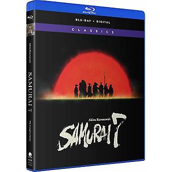 Samurai 7: Complete Series [Blu-ray] USA import