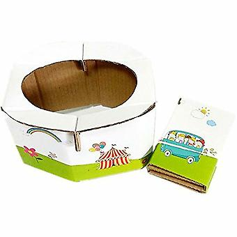 Children's Mini Travel Hopfällbar bärbar toalett