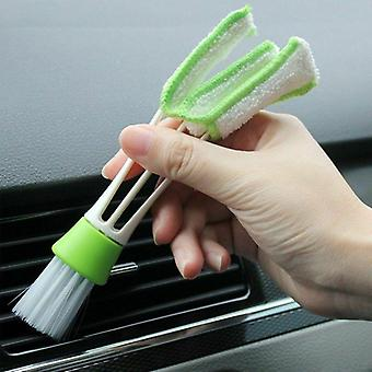 Car Air-condition Vent Cleaning Brush Blind Cleaner Keyboard Duster