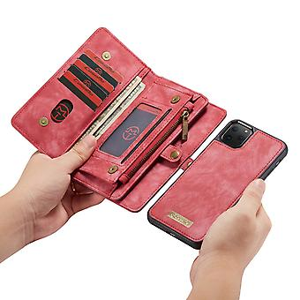High Capacity Card Iphone Wallet Case For Iphone 6 - Iphone 12 Pro Max