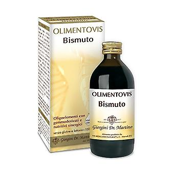 BISMUTO OLIMENTOVIS 200ML None