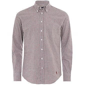 Walker Slater Slim Fit Check Douglas Shirt
