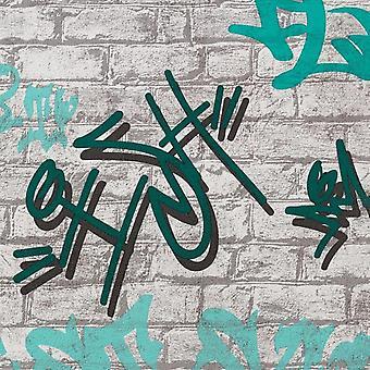 Erismann Graffiti Brick