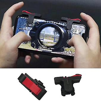 D9 Mobile Game Gamepad Trigger, Joystick - Fire Button Controller