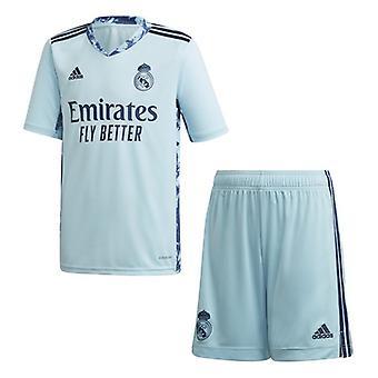 Children's Football Equipment Set Real Madrid Adidas H GK KIT (3 pc's)