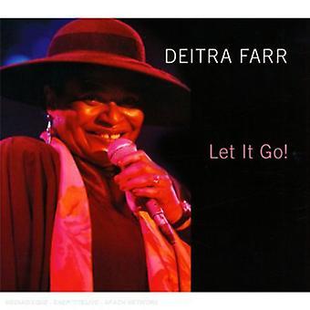 Deitra Farr - Let It Go [CD] USA import