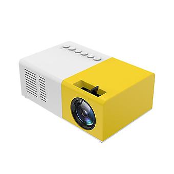 Home Projector - Usb Portable Pocket Beamer With Phone