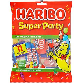 HARIBO Super Party Mix, 176g Jaa Laukku