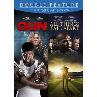 Gun/All Things Fall Apart [DVD] USA import
