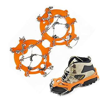 Silicon Universal Ice No Slip Snow Shoe Spikes Grips Non-slip Shoes Cover