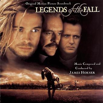 Various Artists - Legends of the Fall [CD] USA import