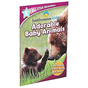 Smithsonian All-Star Readers� Pre-Level 1: Adorable Baby� Animals (Smithsonian Leveled Readers)