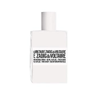Zadig & Voltaire This Is Her! Perfume 50 ml