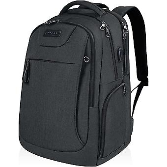 KROSER School Laptop Backpack for 17.3 Inch Laptop Anti-Theft Large Travel Computer Backpack