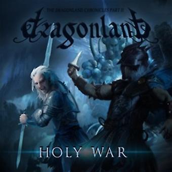 Dragonland - Holy War [CD] USA import