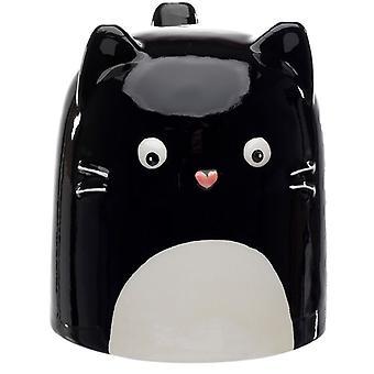 Puckator Feline Fine Cat Upside Down Mug