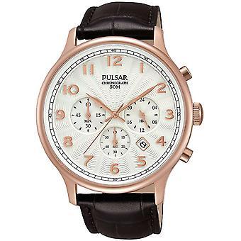 Mens Watch Pulsar PT3644X1, Quartz, 44mm, 5ATM