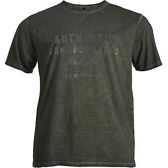 Replika Jeans Denim Believers T-Shirt