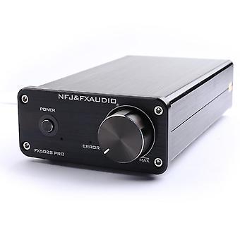 NFJ&FXAUDIO FX502S PRO TPA3250 NE5532x2 80Wx2 HIFI Power Digital Amplifier